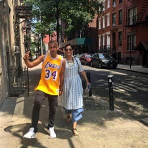 After London, Sonam Kapoor is having fun in New York with boyfriend Anand Ahuja, see pics!