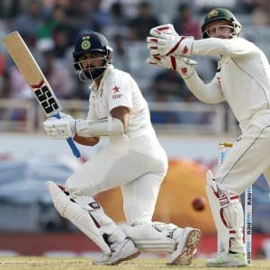 India vs Australia 3rd test day 2: Highlights of the match!