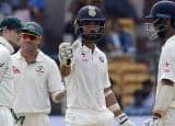 India vs Australia 2017, 2nd test day 3: Highlights of the match!