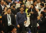 Google CEO Sundar Pichai at SRCC campus. Check out the pics!