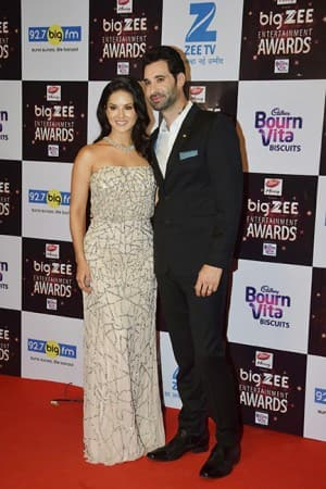 Big Zee Entertainment Awards 2017: From Bollywood to Telly couples, who stole limelight at red carpet!