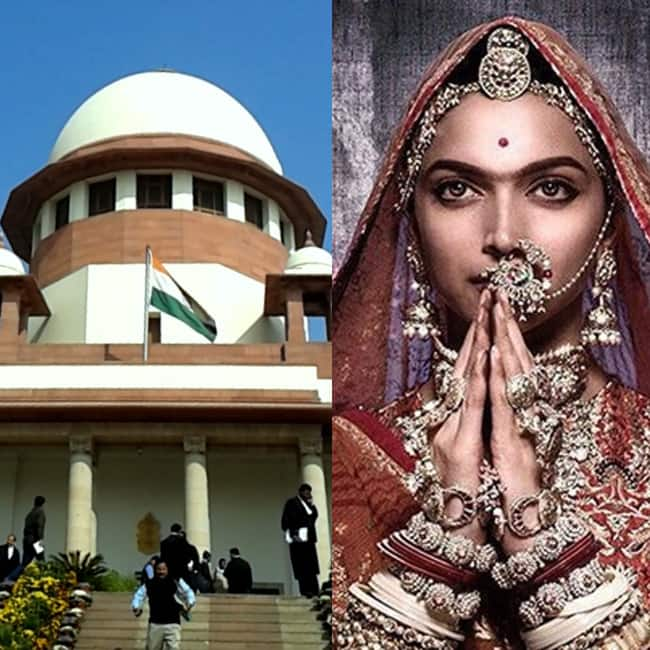 Supreme Court refuses to stay release of Padmavati movie