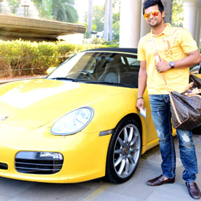 Indian Cricketers And Their Cars In Pictures