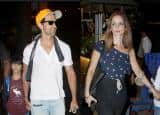 PICS: Sussanne Khan and Hrithik Roshan return from a fun-filled family vacation in Goa