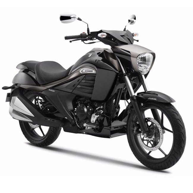 Suzuki Intruder 150 design