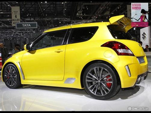 Suzuki Swift - S Concept-img2