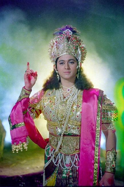 Swapnil Joshi in Shri Krishna