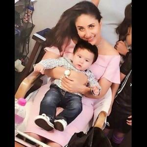 7 pics of Kareena Kapoor Khan with son Taimur Ali Khan Pataudi that embrace motherhood
