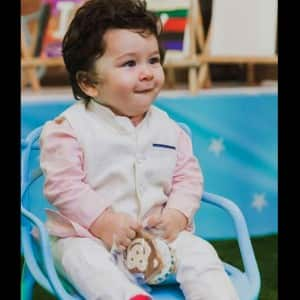 Inside pictures of Taimur Ali Khan Pataudi's first birthday party!