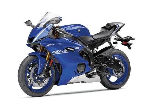 Talking Of Body Styling The New Yamaha YZF R6 Resembles A Lot With Top Line R1 And Features Similar Design Philosophy
