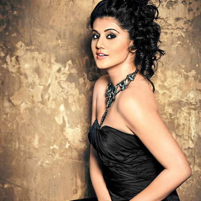 Tapsee Pannu looks seductive in this picture
