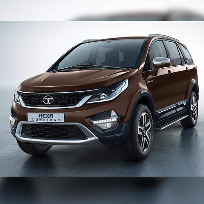 Tata Motors launches Hexa Downtown Special urban edition in India