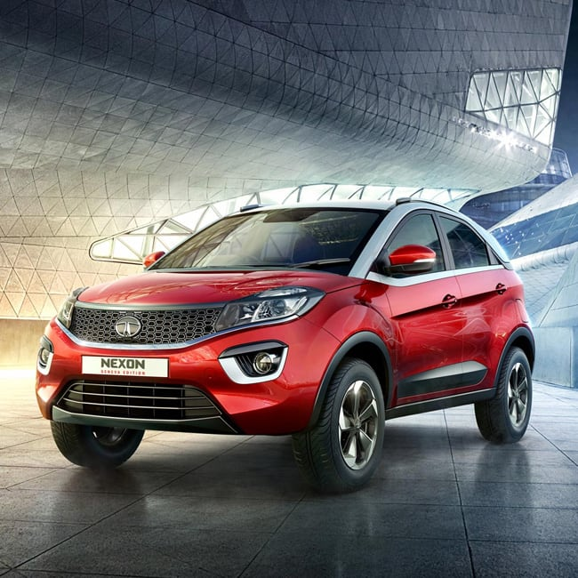 Tata Nexon launching soon in India