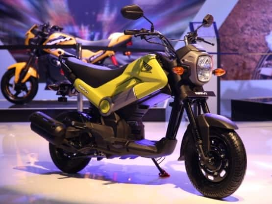 The Honda NAVI Is A Mini Cross Over Bike That Available With Price Tag Of INR 39500 Ex Showroom Delhi Company Has Already Started Accepting
