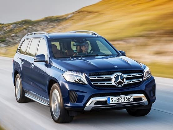 Mercedes benz gls suv photo gallery photos gallery for Mercedes benz credit corp