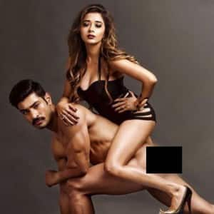 Hotness Alert! Uttaran fame Tina Dutta poses with a nude Ankit Bhatia in her latest photo shoot