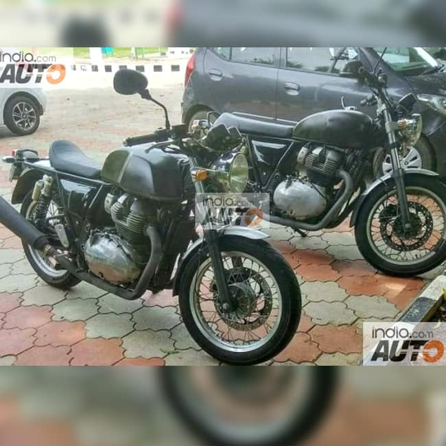 Torque of Parallel twin Royal Enfield