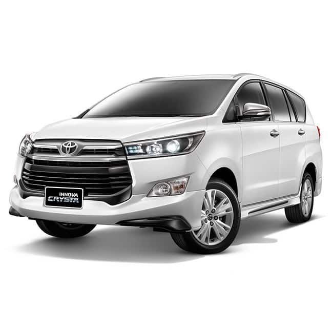 Toyota Suv Crossover: Toyota Launches Innova Crysta Touring Sport SUV In India