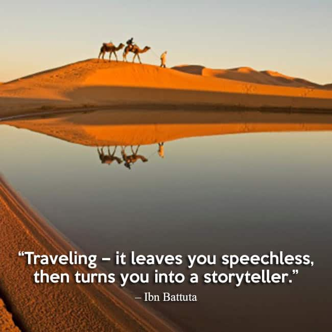 Travel quote by J.R.R. Tolkien   Here are the travel ...
