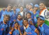 IN PICS: Winning moments of Indian team from Under 19 World Cup