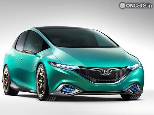 Upcoming Car Honda Brio Based MPV