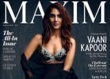 HOT: Vaani Kapoor marches into summers raising the temperature with Maxim cover shoot