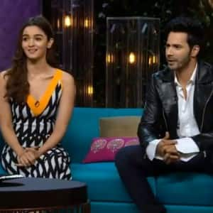 Koffee with Karan season 5: Alia Bhatt and Varun Dhawan's chemistry will blow your mind