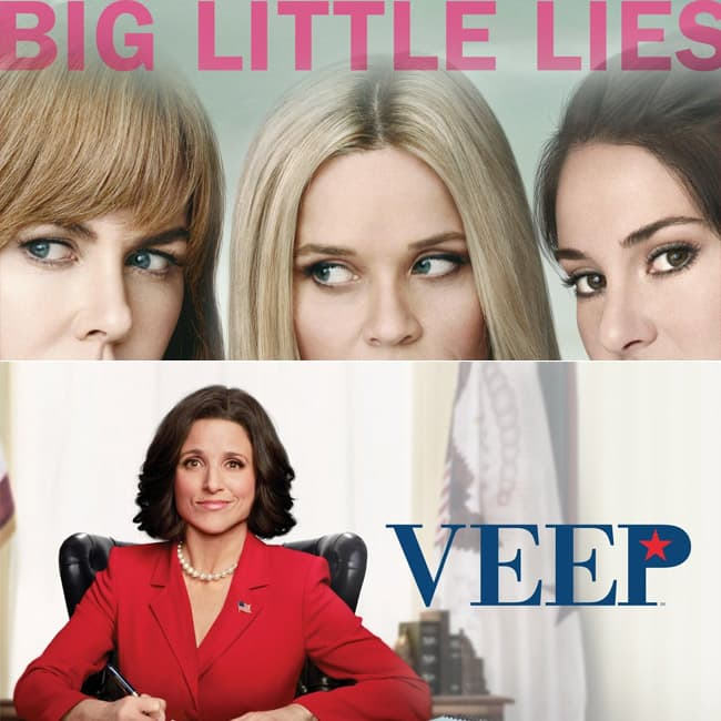 Veep, Big Little Lies, walk away with maximum honors during Emmys 2017