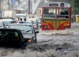 PHOTOS: Heavy rains bring Mumbai to standstill