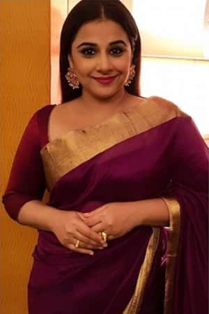 Vidya Balan's love for saris during 'Tumhari Sullu' promotions will give you major wardrobe goals