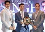 Vijender Singh will face Australia's Kerry Hope in WBO Asia Pacific Super Middleweight Championship, see pics!