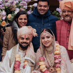 Famous celebs who tied knot in 2017!