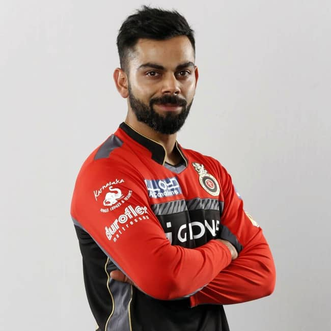 Virat Kohli of Royal Challengers Bangalore