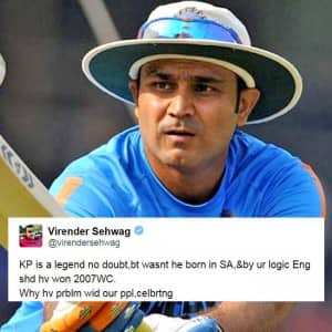 Here is all about Virender Sehwag-Piers Morgan intense Twitter fight