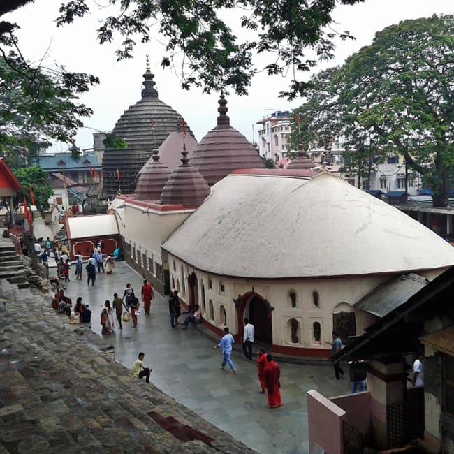 Visit Kamakhya Temple in Guwahati, Assam during Navratri