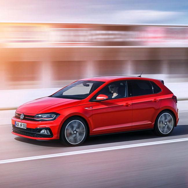 Volkswagen Polo 2 0 Tsi Gti 5dr Dsg Hatchback: Volkswagen Polo 2018 Will Get A New Fascia