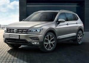 Volkswagen Tiguan SUV launched in India: Check out its features and specifications