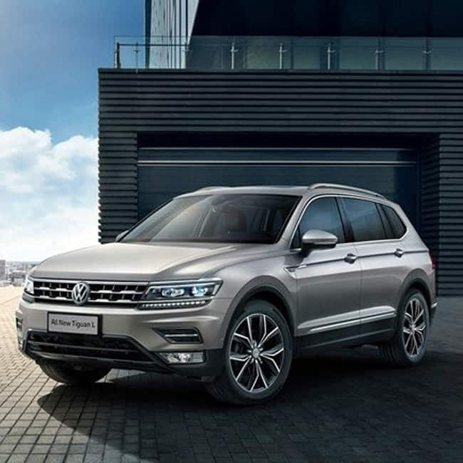 Suv Volkswagen: Volkswagen Tiguan SUV Launched In India: Check Out Its