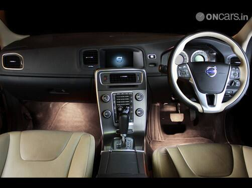 Volvo S60 Interior Great Pictures