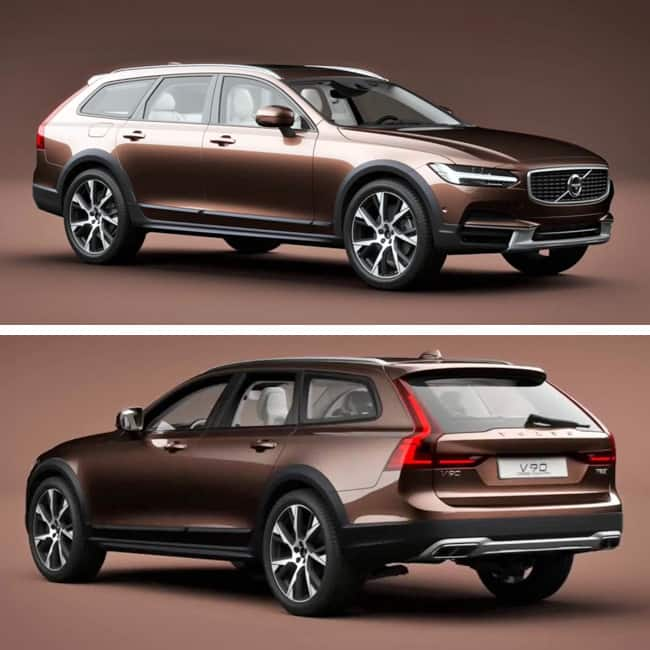 volvo v90 cross country dimensions volvo v90 cross country launched in india check out its. Black Bedroom Furniture Sets. Home Design Ideas