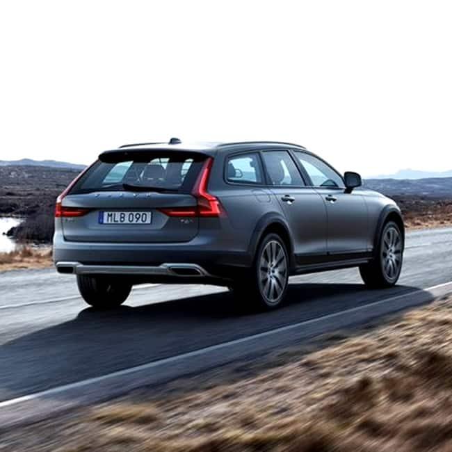 Volvo V90 Cross Country will be available in total of 6 exterior color options
