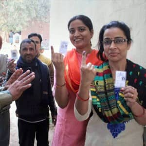 UP Assembly Elections 2017 LIVE: Voting for phase 4 underway, 50 percent voter turnout till 3 PM!