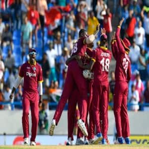 West Indies vs India-Match 4: WI vs IND