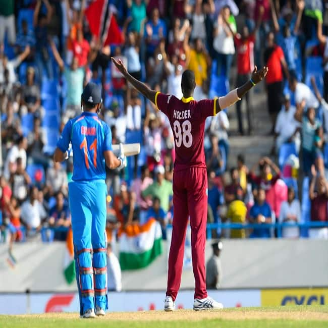 WI vs IND | West Indies vs India-Match 4: WI vs IND | India Photos | India.com PhotoGallery