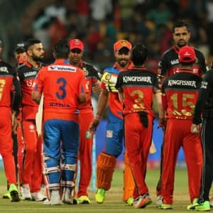 IPL 2017, match 31: Royal Challengers Bangalore vs Gujarat Lions