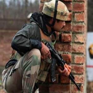 J&K Encounter: Terrorists hiding inside building in Kashmir's Anantnag, woman killed