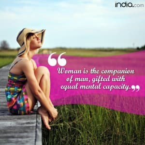International Women's Day 2018: Wish the special women in your life with these messages, quotes