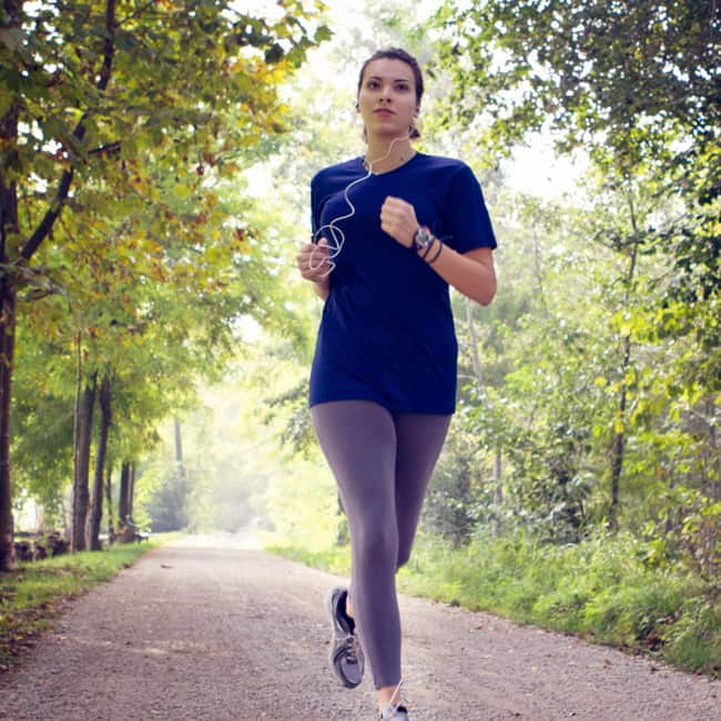 Working woman should be fitness conscious