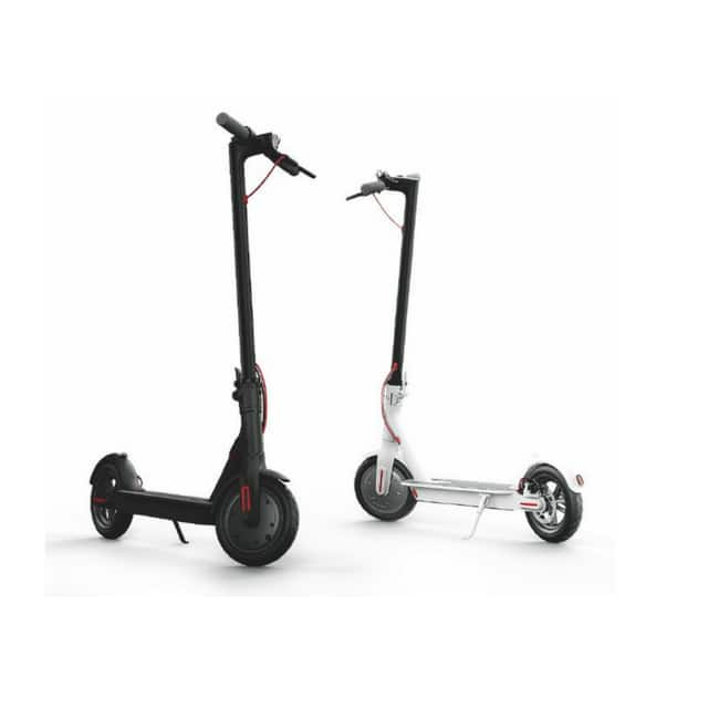 xiaomi foldable mi electric scooter launched check out. Black Bedroom Furniture Sets. Home Design Ideas