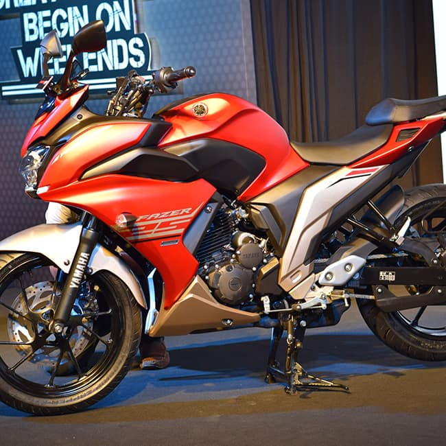 Yamaha Fazer 25 Launched Check Out Price Features And